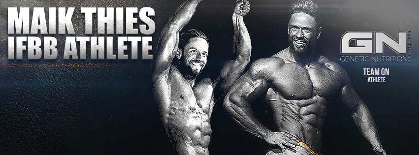 Sportbetreuung - Bodybuilder Maik Thies