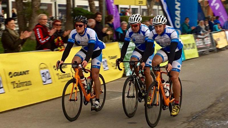 Sportbetreuung - Thomas Fiedler Radrennen auf Malorca